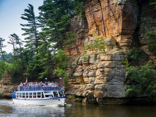 Boat rides allow visitors to experience the more natural