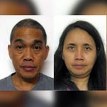Couple accused of tax evasion released from jail