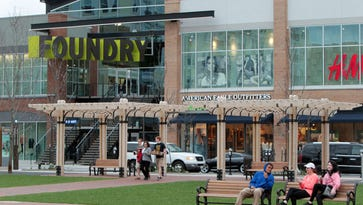 One year later, Liberty Center hard to ignore