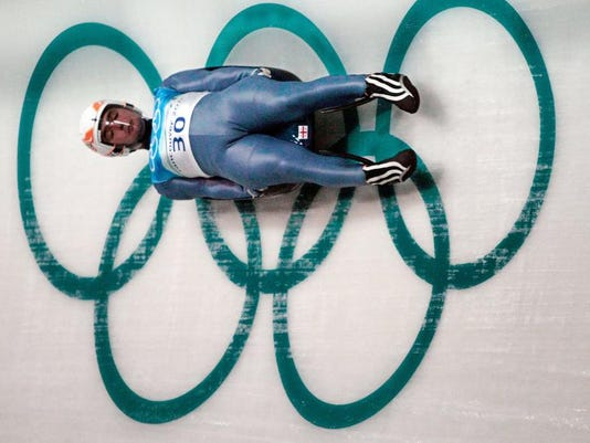 Sochi Luge Remembering the Crash