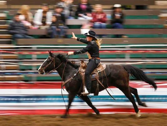 3 rodeo queen