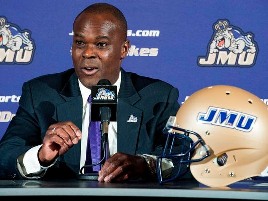 James Madison Withers Football
