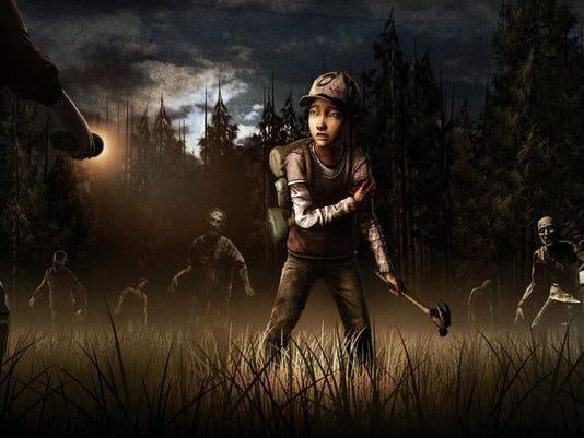 Walking Dead - Screen Capture
