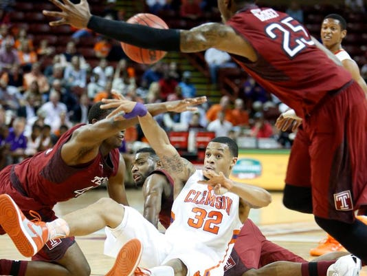 DEEP Temple Clemson Basketball