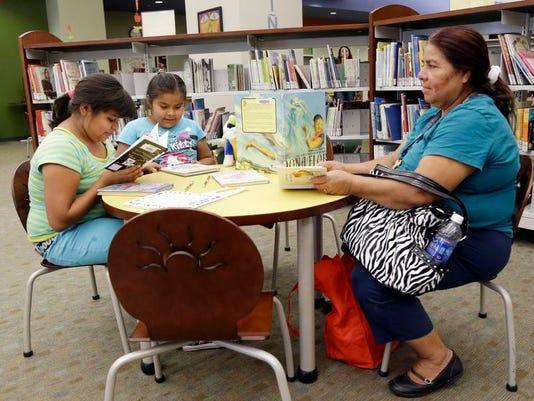 California Hispanics Isolated
