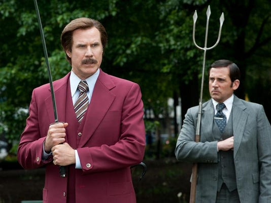 Film Review Anchorman 2: The Legend Continues (2)