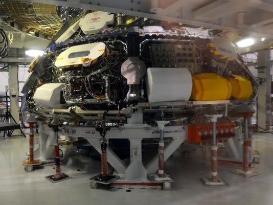 Orion Capsule in the O&C 5.JPG