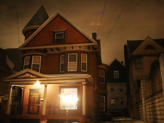 Slightly Haunted House