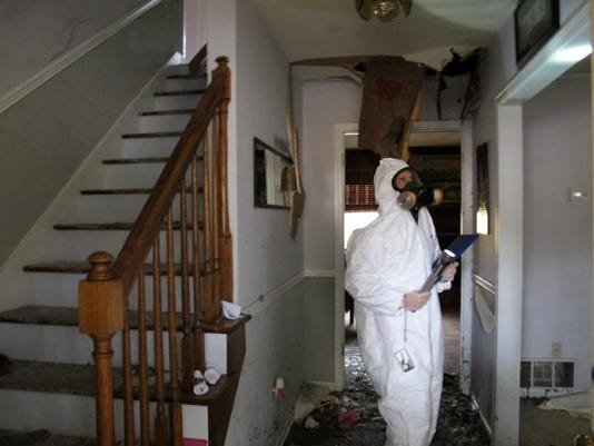 Cleaning Meth Homes (2)