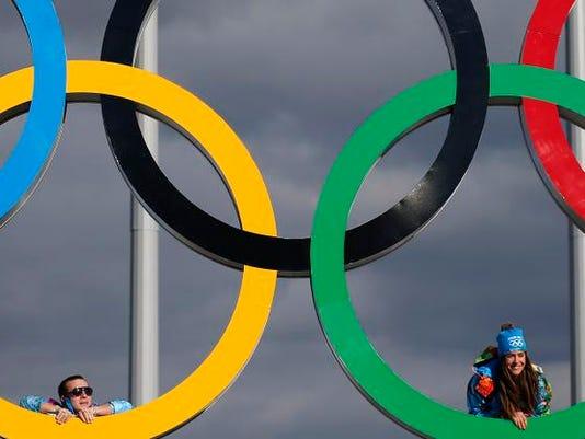 OLYMPICS-SOCHI_