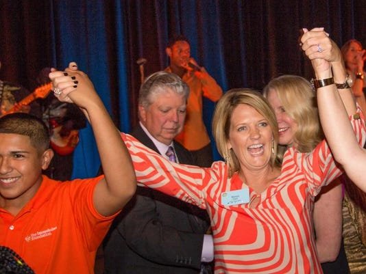Kerri Call celebrates TIF success.jpg