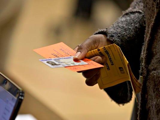 Photo ID-voters
