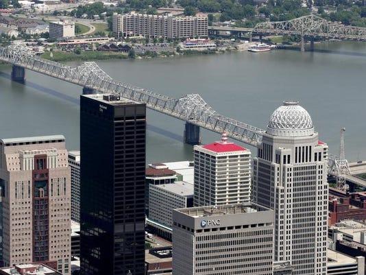 Louisville Skyline photo