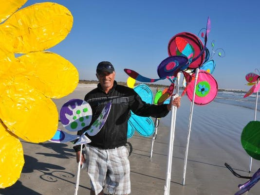 David Cook flower bombing 5.jpg