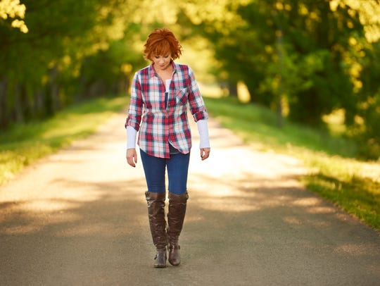 "Reba McEntire's new album ""Sing It Now: Songs of Faith"