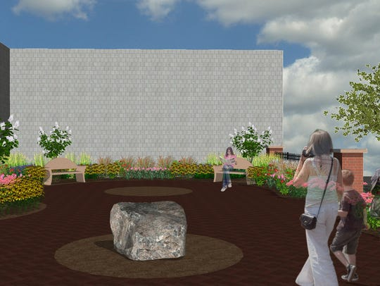 Artist's renderings show what the new Marilyn Hardacre