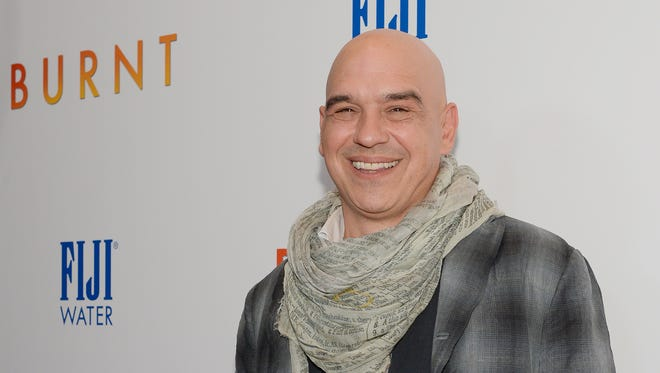"""Celebrity chef Michael Symon will be on hand to kick off the """"Treat Our Troops"""" promotion at Pittsburgh International Airport."""