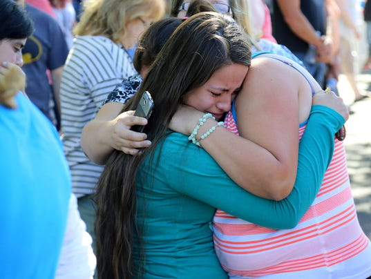 Oregon shooting AP
