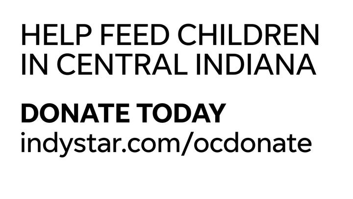 Our Children campaign feeds needy families — and you can help