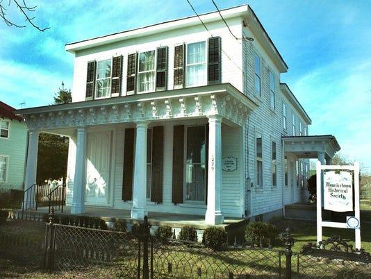 Edward Compton House