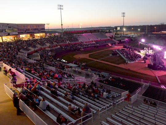 Englewood Baptist Church had planned to have one Easter service for all campuses at The Ballpark at Jackson where the Jackson Generals play, but that was canceled due to quarantine guidelines due to COVID-19.
