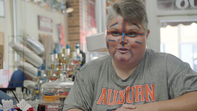 "Chick-fil-A had a commercial about the Georgia-Auburn rivalry called ""Rivalry Restaurant."""