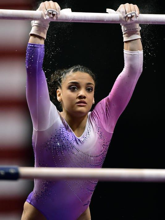 Gymnastics: P&G Gymnastics Championships