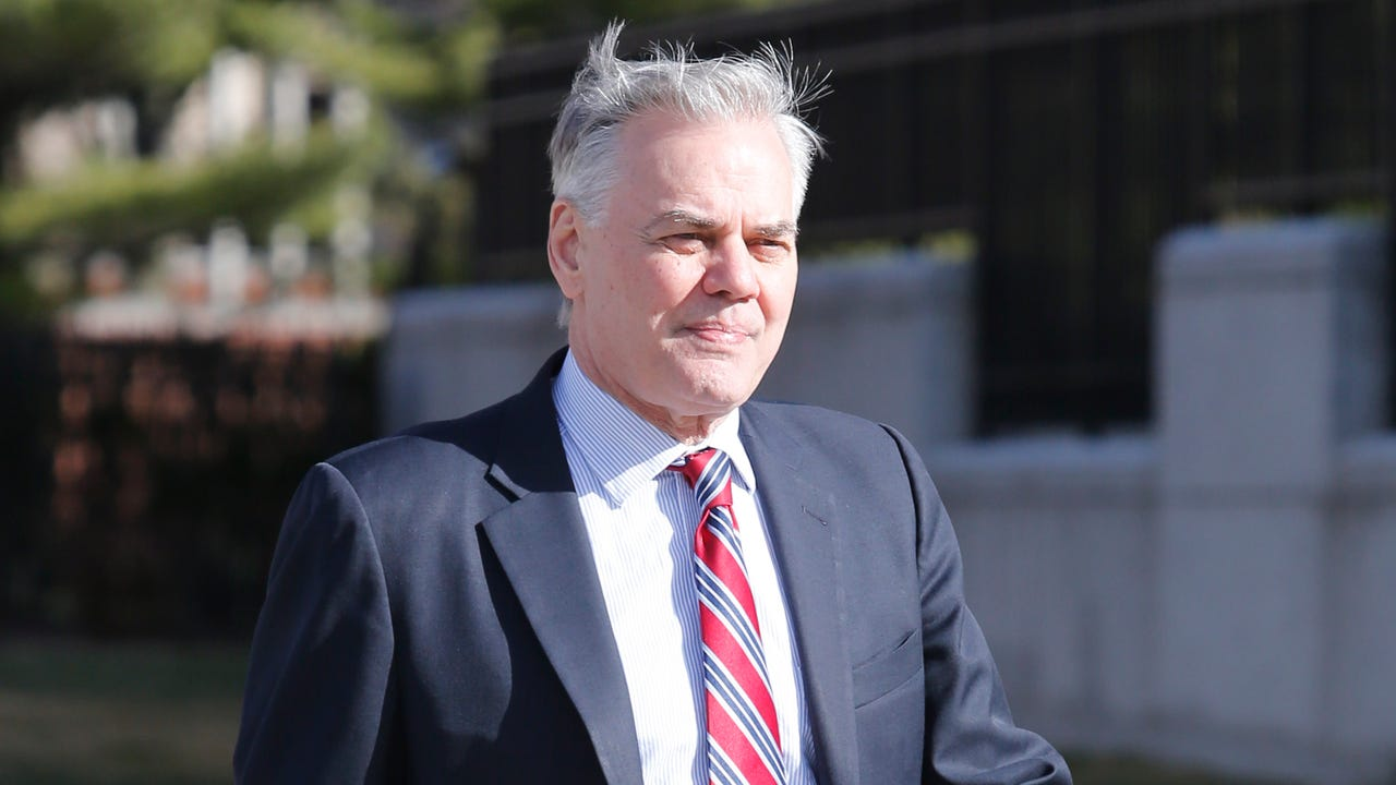 Video: Christopher St. Lawrence faces corruption trial