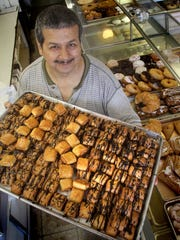 Edgar Marcial is the owner of Salomon's Bakery in Manalapan.