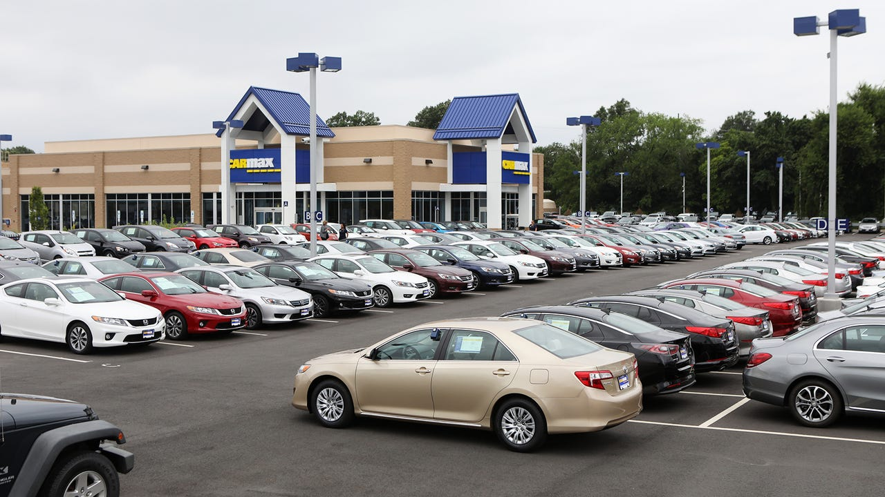 Carmax Withdraws Bid To Open Used Car Shop In Paramus Nj