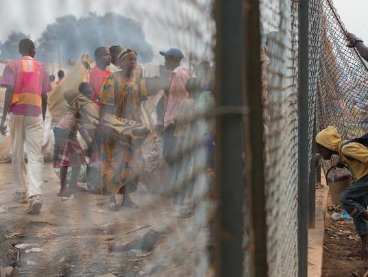 AP CENTRAL AFRICAN REPUBLIC UNREST I CAF