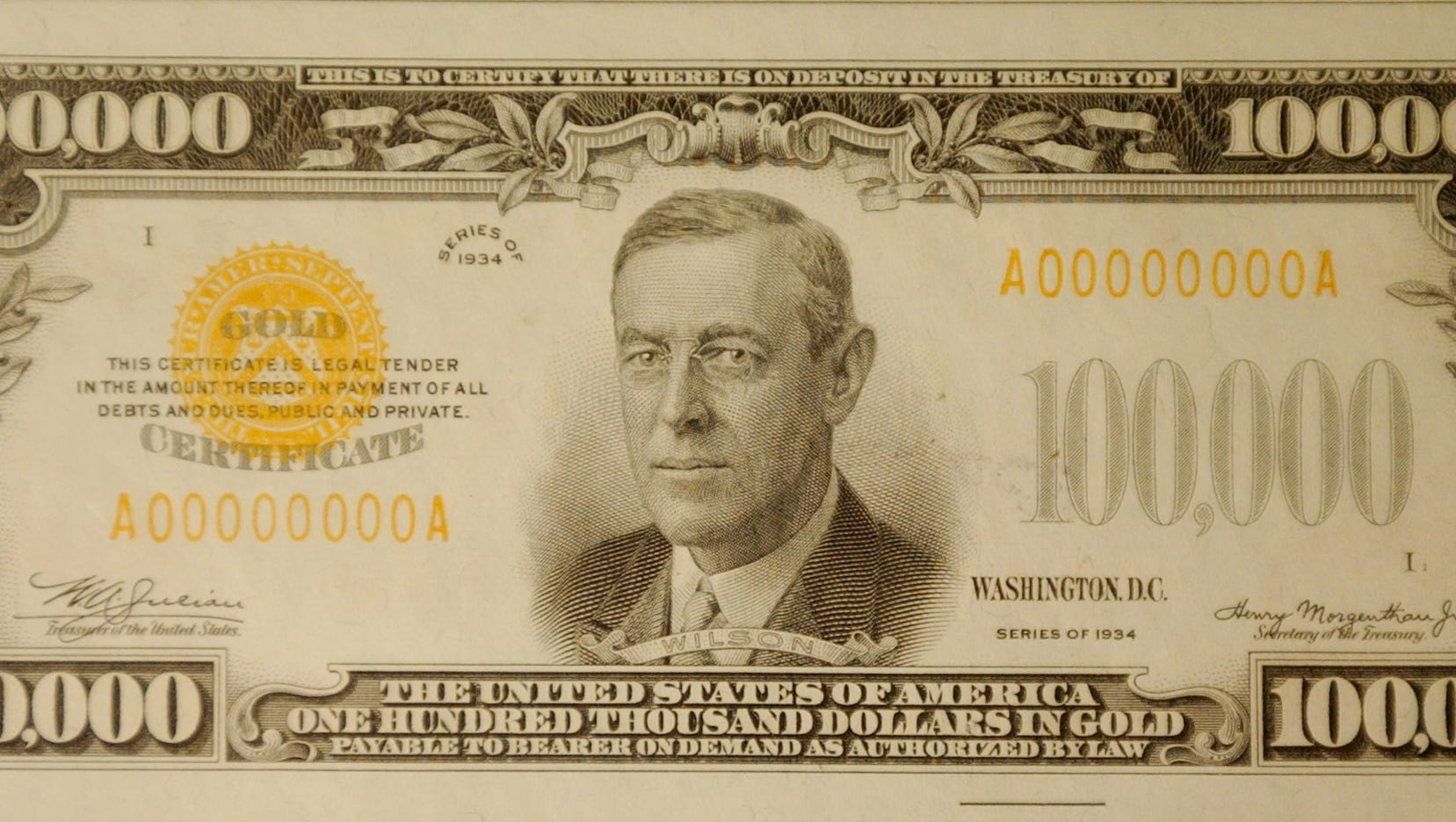 The Changing Faces Of Us Currency