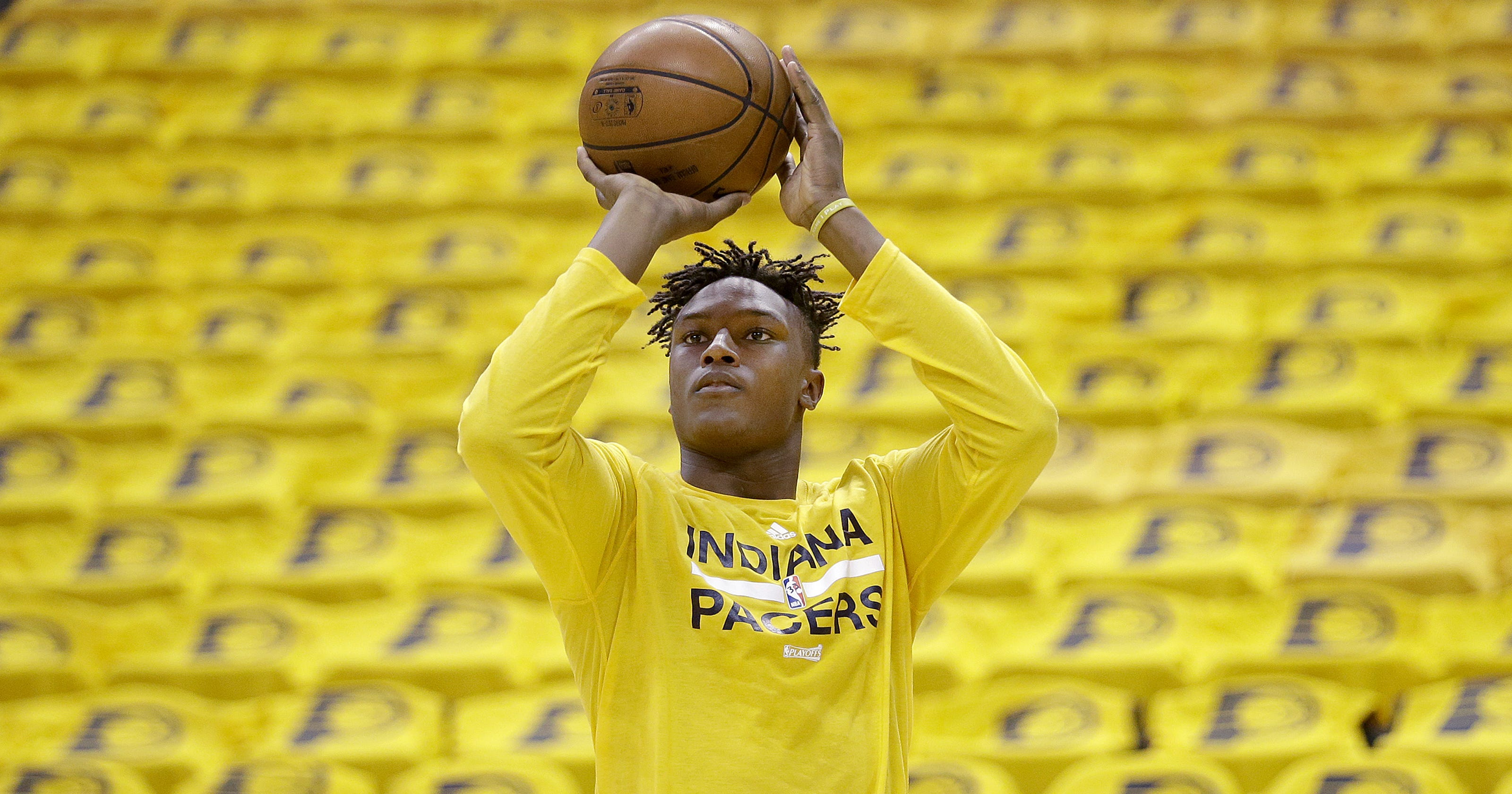 23e6ce17fad532 Pacers center Myles Turner joins Dropping Dimes Foundation