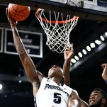 No. 17 Providence beats Georgetown to end three-game skid