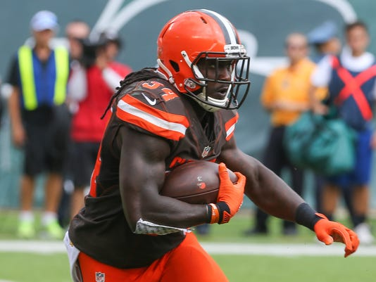 USP NFL: CLEVELAND BROWNS AT NEW YORK JETS S FBN USA NJ