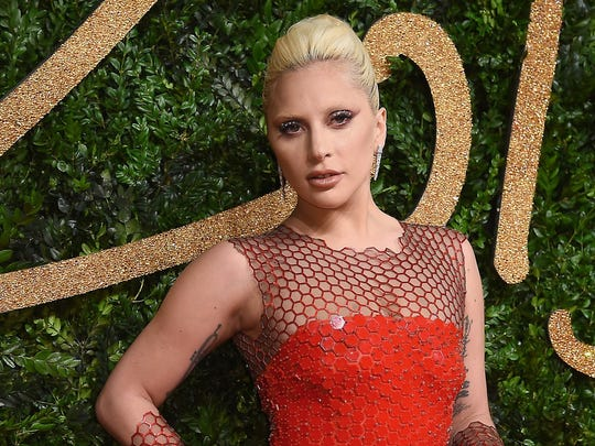 Lady Gaga will perform Nov. 5 at Bankers Life Fieldhouse.