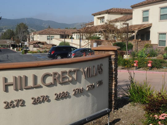Hillcrest Villas in Thousand Oaks is one property managed by Many Mansions. The nonprofit has been providing affordable housing in Ventura County for 40 years.