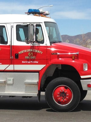 North Lyon County Fire Department.