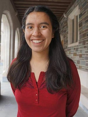 Marisa Salazar, a Las Cruces native who was home schooled and attended Oñate High School, has been awarded the Moses Taylor Pyne Honor Prize at Princeton University. The award is the the highest general distinction conferred on a Princeton undergraduate.