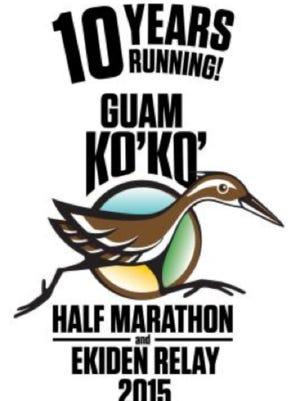 Koko half-marathon 2015 logo
