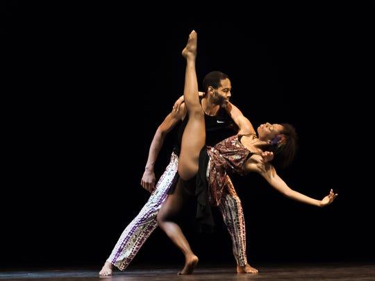 Garth Fagan Dance comes to Nazareth College Arts Center for performances Wednesday through next Sunday.