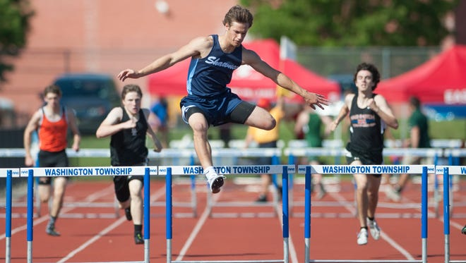 Olympic Conference Track & Field All Star Meet held at Washington Township High School.  05.16.17