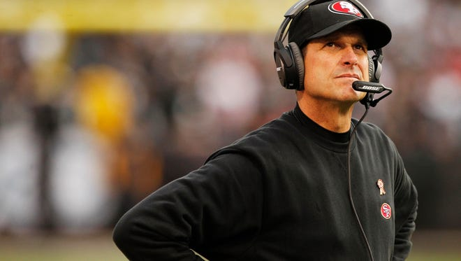 The 49ers have had issues since former head coach Jim Harbaugh left for Michigan.