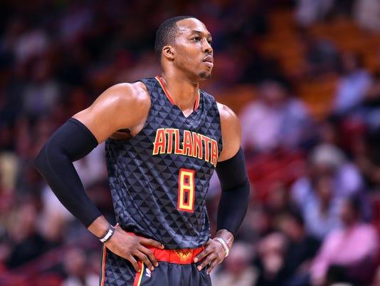 USP NBA: ATLANTA HAWKS AT MIAMI HEAT S BKN MIA ATL USA FL