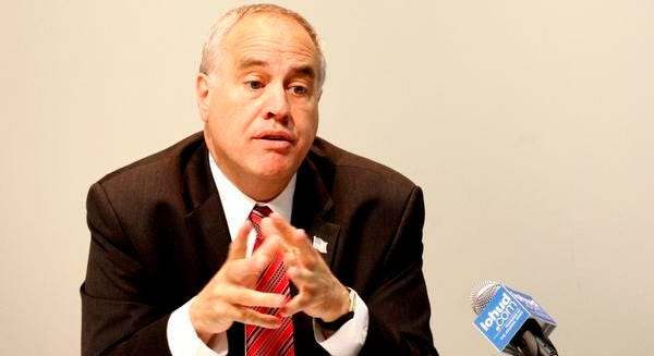 New York state Comptroller Thomas DiNapoli.