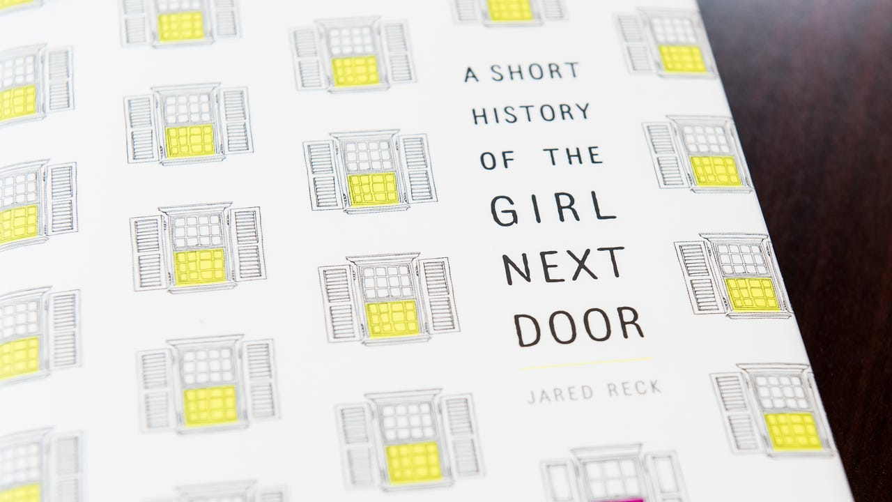 """Local author Jared Reck will release his debut novel, """"A Short History of the Girl Next Door,"""" on Tuesday, September 26, 2017."""