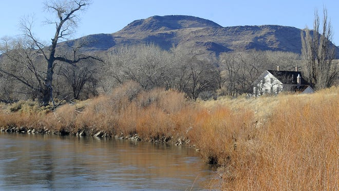 Western water rights, including the Carson River, pictured here near Weeks, are a hot topic.