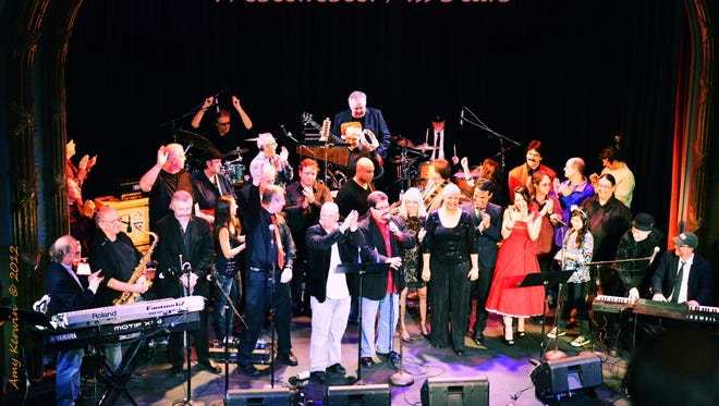 Westchester All Stars Christmas Concert will be held Dec. 5 at Paramount Hudson Valley.