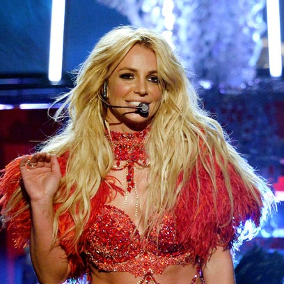Britney Spears is set to perform at Sunday night's MTV Video Music Awards.