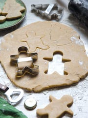 Holiday Ale Cut-Out Cookies use a concentrated spiced